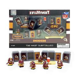 NFL TeenyMates Team Set Washington Redskins 14 Piece Set 201