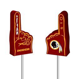 NFL Washington Redskins #1 Fan Antenna Topper, NEW