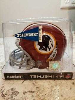 Riddell NFL Washington Redskins  Throwback Mini-Helmet