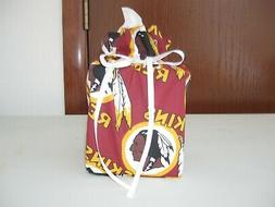 NFL Washington Redskins, Cotton Fabric Handmade square Tissu