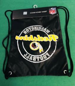nfl washington redskins drawstring back pack back