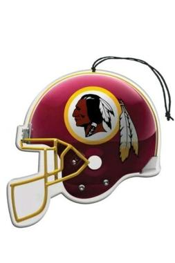 NFL Washington Redskins Licensed Air Freshener 3 Pack Vanill