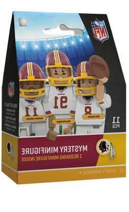 NFL Washington Redskins Mystery Blind Box OYO Mini Figure NE