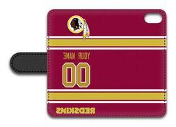 NFL Washington Redskins Personalized Name/Number iPhone iPod