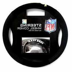 NFL Washington Redskins Poly-Suede Steering Wheel Cover