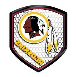 NFL Washington Redskins Team Shield Automobile Reflector