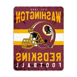 The Northwest Company NFL Washington Redskins Singular Fleec