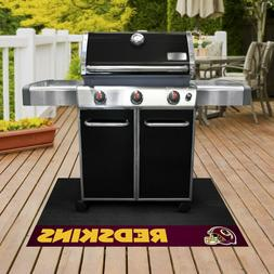 FANMATS NFL Washington Redskins Vinyl Grill Mat
