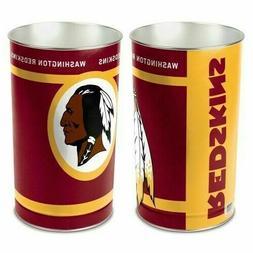 NFL Washington Redskins Wastebasket