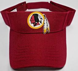 READ LISTING! Washington Redskins Heat Applied FLAT LOGO on