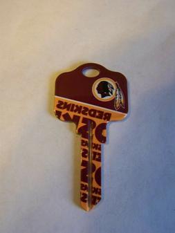 Redskins KW1/KW10 house key blank