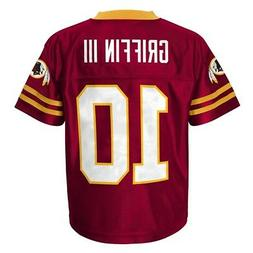 Robert Griffin iii NFL Washington Redskins Dazzle Replica Je