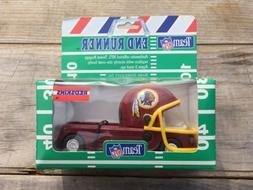Vintage 1993 NFL Team Washington Redskins Toy Helmet Buggy C