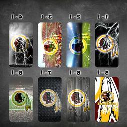 wallet case Washington Redskins LG V30 V35  G6 G7 thinQ Goog