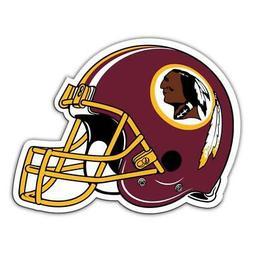 Washington Redskins 12 Inch Helmet Vinyl Car Magnet  NFL Aut