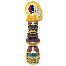 "Washington Redskins 16"" Tiki Figurine Stackable  Totem Figur"