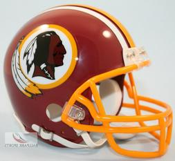WASHINGTON REDSKINS  Mini Throwback Helmet