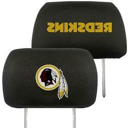 Washington Redskins 2-Pack Auto Car Truck Embroidered Headre