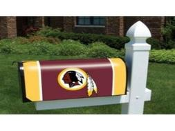 "Washington Redskins 20"" x 18"" All Weather Vinyl Mailbox Cove"