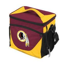 Washington Redskins 24 Can Cooler  NFL Cookout BBQ Drink Ice