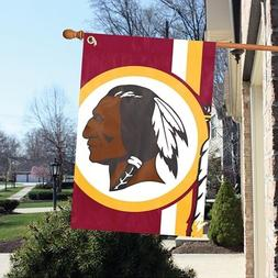 Washington Redskins 24 x 36 Bold Logo Banner Flag