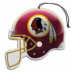 Washington Redskins Air Freshener 3 Pack Vanilla Scent Car/A