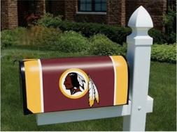Washington Redskins Football Team All-Weather Vinyl Mailbox