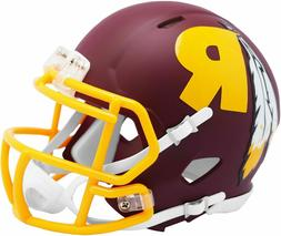 Washington Redskins Amp Alternate Riddell Speed Mini Helmet