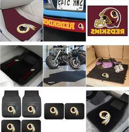 Washington Redskins Auto & Motorcycle Accessories Car Mats