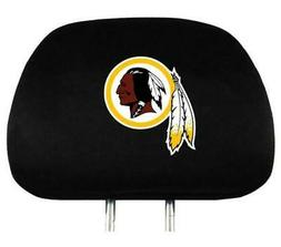 Washington Redskins Auto Headrest Covers 2 Pack  NFL Car Sea