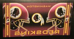 Washington Redskins Beach/Bath Towel~NEW~NFL GEAR