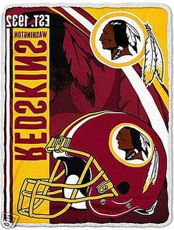 Washington Redskins blanket bedding 60x80  FREE SHIPPING NFL