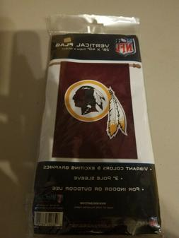Washington Redskins Brand New 28x40 Banner
