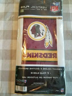 Washington Redskins Brand New 28x40 Redskins Banner