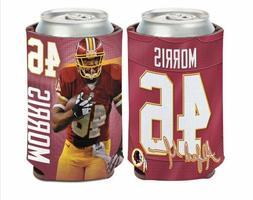 Washington Redskins Can Cooler 12 oz. Alfred Morris Koozie