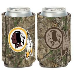 Washington Redskins Can Cooler Cooler RealTree