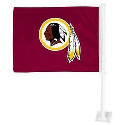 Washington Redskins Car Flag 12 x 15 Double Sided All Pro De