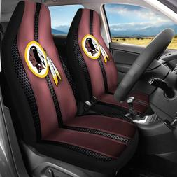 Washington Redskins Car Seat Covers Set Universal Fit Auto S