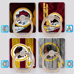 Washington Redskins Cell Phone Holder Ring Stand Mount Acces