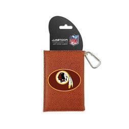 Washington Redskins Classic Football ID Holder  NFL Badge La