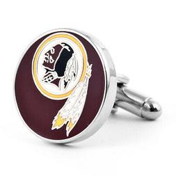 NFL Washington Redskins Cufflinks, Officially Licensed