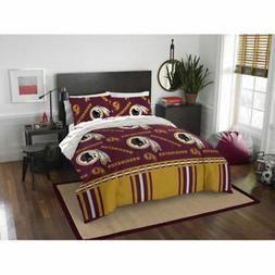 Washington Redskins NFL Full 5 Piece Comforter Bedding Team