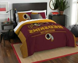 Washington Redskins Bedding Full/Queen  OFFICIAL NFL