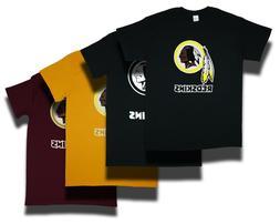 Washington Redskins Glow In The Dark Short Sleeve T-Shirt