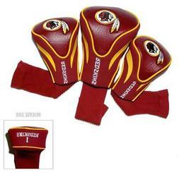 Washington Redskins Golf Club 3 Piece Headcover Set  NFL Hea