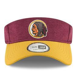Washington Redskins New Era Historic Home Sideline Visor Hat