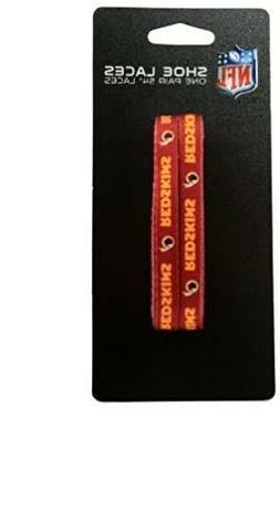 Washington Redskins Shoe Laces