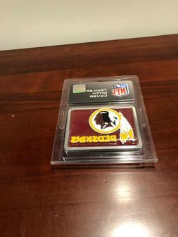Washington Redskins Large Zinc Trailer Hitch Cover - NFL Lic