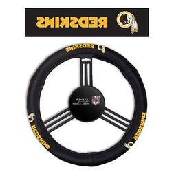 Washington Redskins Leather Steering Wheel Cover  NFL Car Au
