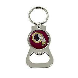Washington Redskins Logo Bottle Opener Keychain